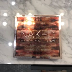 Never used makeup Naked Urban Decay